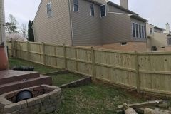 Fence Replacement Southern MD